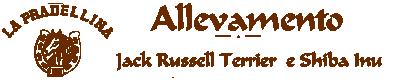 La Pradellina Bed & Breakfast Allevamento Jack Russell Terrier